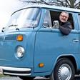 WAZ fährt E-Bulli von 1979: Schrullig-schwerer Transporter für Stadtwerke