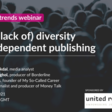 (The lack of) diversity in independent publishing