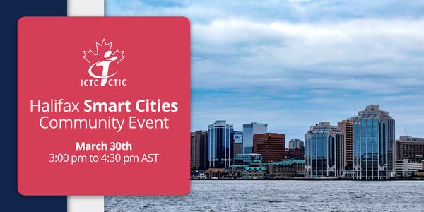 Halifax Smart Cities Community Event