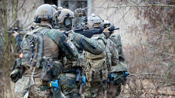 Trotz rechter Umtriebe: Das KSK der Bundeswehr soll bestehen bleiben