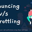 Debouncing v/s Throttling - DEV Community
