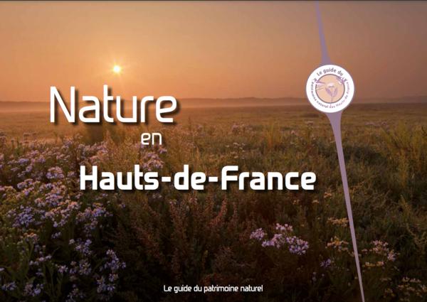 """L'Observatoire de la biodiversité des Hauts-de-France vient de publier « Nature en Hauts-de-France » - Het Observatoire de la Biodiversité des Hauts-de-France heeft zopas """"De natuur in Hauts-de-France"""" gepubliceerd."""