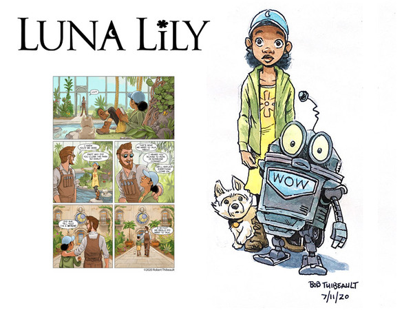 Final Luna Lily Art!