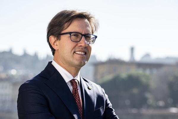 Eurocities-Präsident Dario Nardella