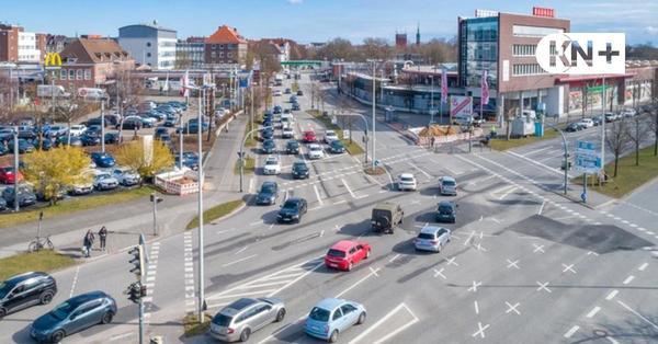 Langzeitbaustelle in Kiel: Eckernförder Straße wird abgeklemmt