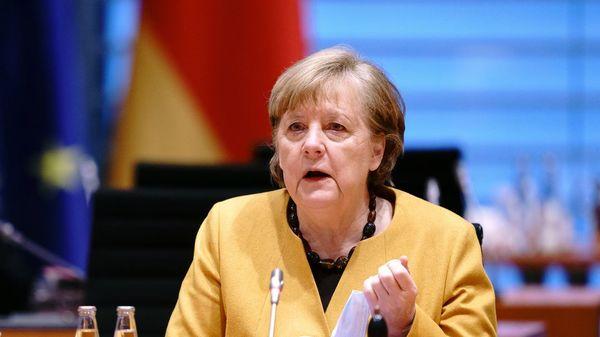 """Merkel stoppt die Osterruhe: """"Trage die Verantwortung"""""""