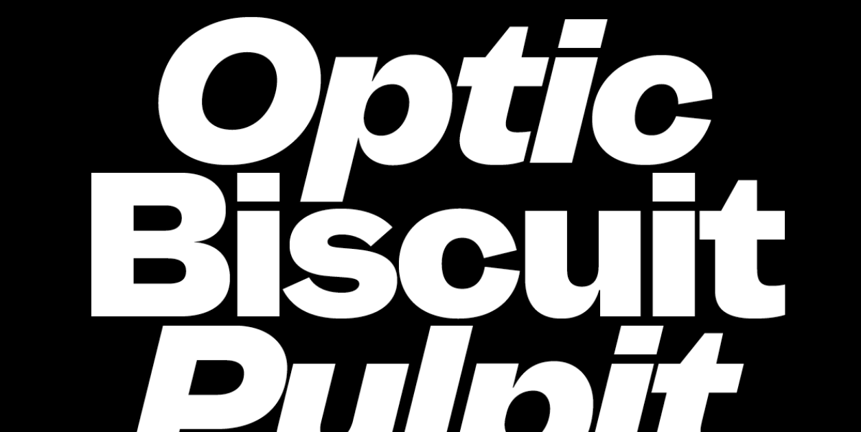 Mint Grotesk is now complete, with the recent addition of italics