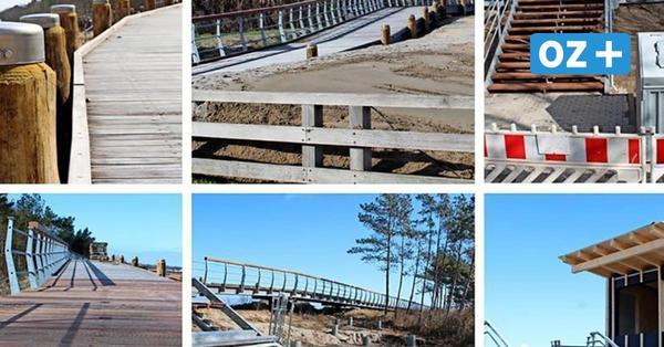 Dünenpromenade in Boltenhagen: Das sind die Baufortschritte beim Millionen-Projekt