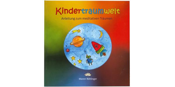 """Cover des Buches """"Kindertraumwelt"""", erschienen im Engelsdorfer Verlag"""