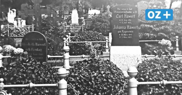 Die Geschichte des Grimmener Friedhofs seit 1550