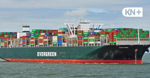 Suezkanal: Havarie des Frachters trifft auch deutsche Häfen wie Hamburg