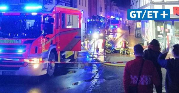 Großbrand: Göttinger Polizei sucht weiter nach Ursache