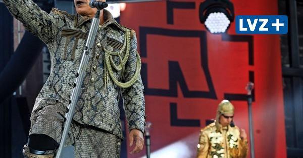 Rammstein erst 2022 in Leipzig - Konzerte verschoben