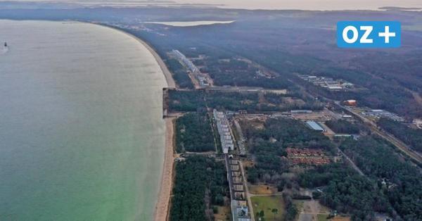 Neues Leitbild für Prora: Meeresorgel und Seebrücke sollen Touristen begeistern