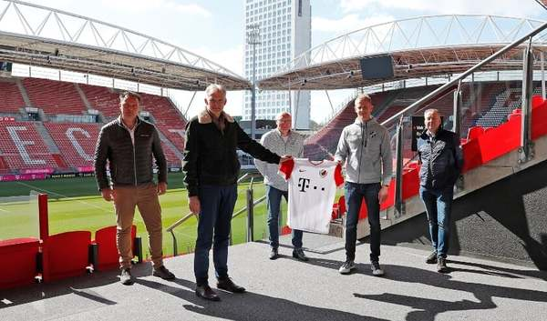 Lekvogels gaat samenwerken met FC Utrecht