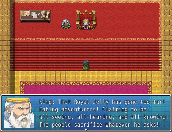 Quest for the Royal Jelly: Islamic beliefs in a video game?