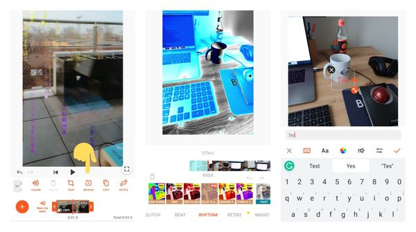 YouCut video editor for Android got new trending effects, reverse video support and more