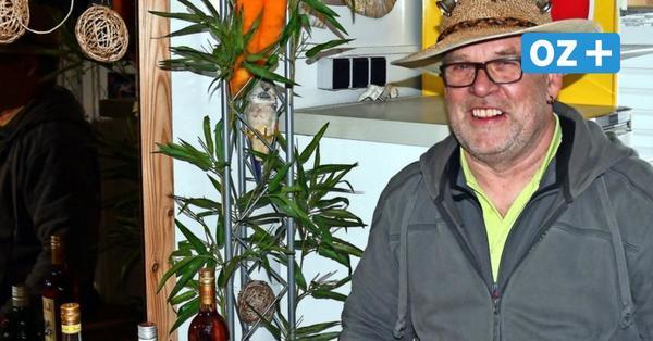 """Rügener Unternehmer wäscht wegen Corona Geschirr ab: """"Bin mir für nichts zu schade"""""""
