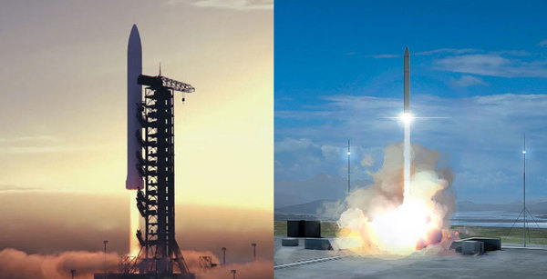 ESA awards €10.45 million to two UK launch startups