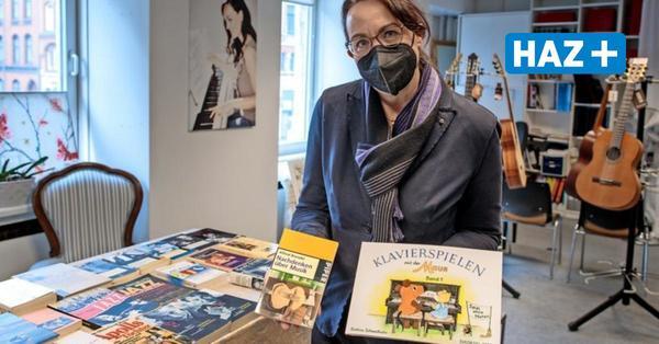 Improvisationstalent: Wie das Klavierhaus Döll vorübergehend zum Buchhandel wird