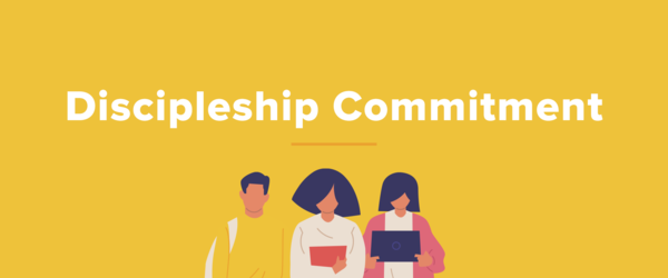 Summit family: It's not too late to make your Discipleship Commitment! As one of your pastors, I'd love to see you take this next step in your walk with God and commit to being a disciple-making disciple. Learn more here: summitchurch.com/commit