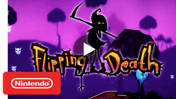 Flipping Death – Nintendo Switch Trailer