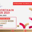GBA Blockchain Week Virtual Summit 2021 - 30th March-1st April