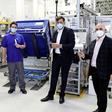 Nach Ostern: VW stellt Mitarbeitern Corona-Schnelltests zur Verfügung