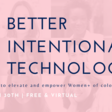 Be In It: Stories to elevate and empower Women+ of color in tech | Meetup