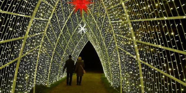 Christmas Garden kehrt nach Dresden zurück
