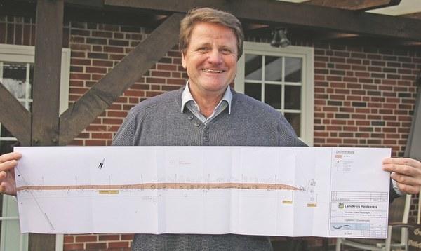 Neuer Radweg verbindet drei Städte - Heidekreis - Walsroder Zeitung