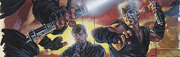Duncan Fegredo - Star Wars Original Cover Art