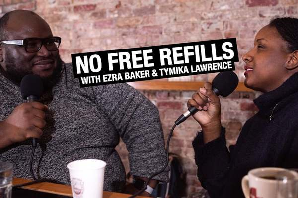 No Free Refills Podcast: The Meghan & Harry Episode