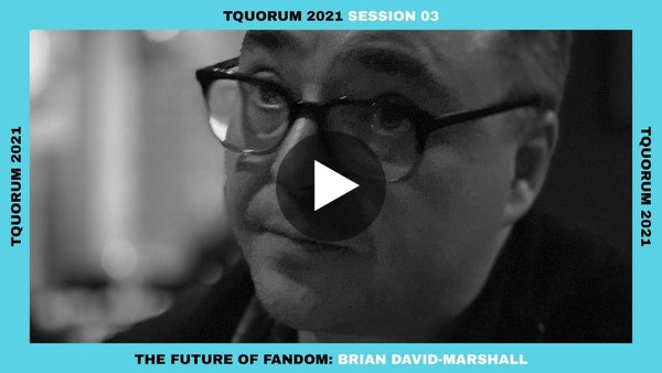 The Future of Fandom: Brian David-Marshall Talks NFTs and Gaming on Tezos