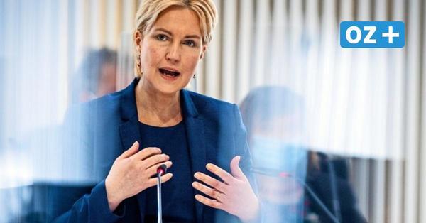 Schwesig plant Ausgangssperren in MV ab Inzidenz 100