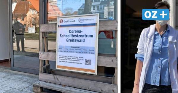 Schnelltest-Termine in Greifswald vor Ostern fast ausgebucht – Unimedizin rüstet auf