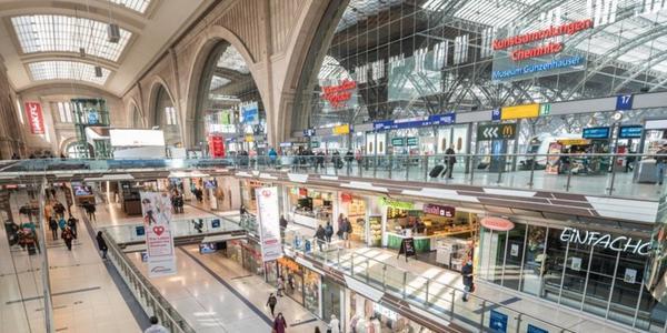 Ranking: Leipzig hat den schönsten Hauptbahnhof in ganz Europa