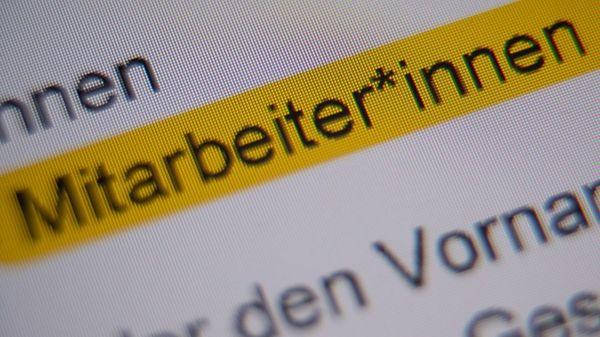 Genderstern wird nicht im Regelwerk für deutsche Rechtschreibung aufgenommen