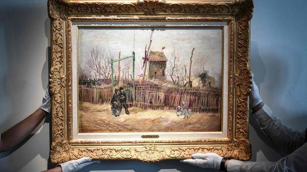 Van Gogh: Seltenes Werk für über 13 Millionen Euro versteigert