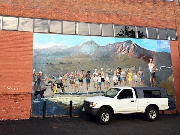 Boulder. Foto: Fabian Reinbold