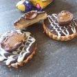 Caramel egg tarts