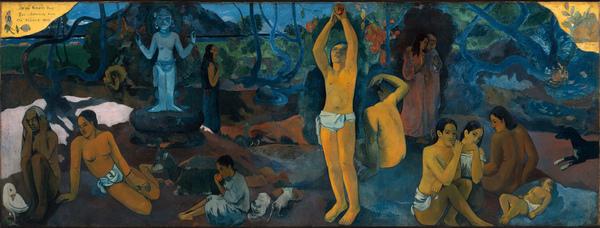 Gauguin's Masterpiece