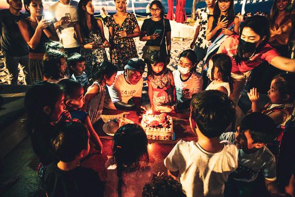 Sora's 5th Birthday Party