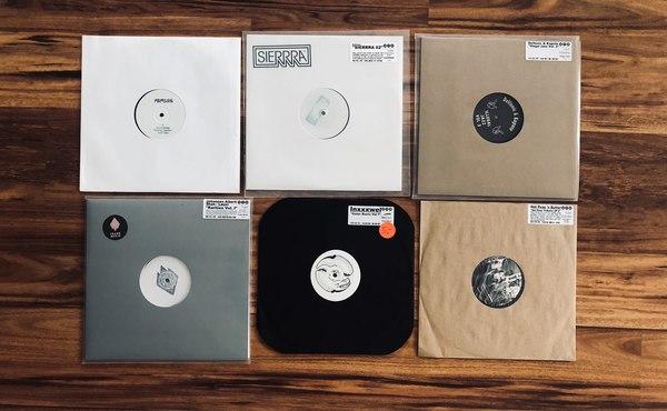 Vinyl, dass ich bei Oye Records bestellt habe