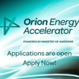 Ready to Accelerate the future of our energy sector?