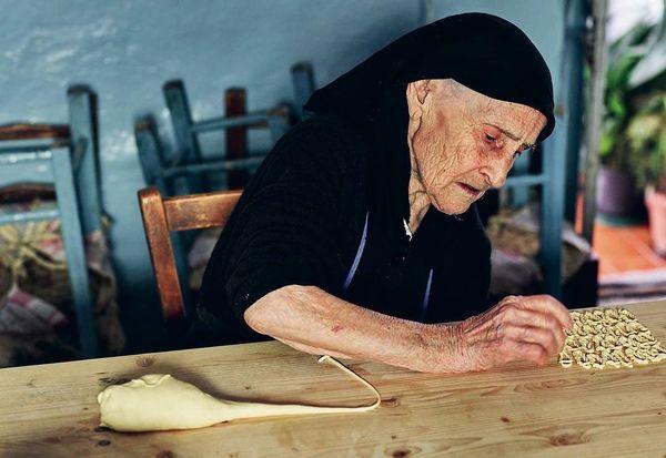 Wo italienische Omas die seltenste Pasta der Welt herstellen