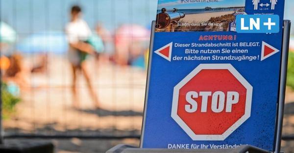 Lübecker Bucht: Urlaubsorte suchen mehr Kontrolleure für den Sommer