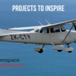 Aerospace Christchurch Meet Up #17: Projects To Inspire | Tues 20th Apr | Ara, Madras St, Christchurch