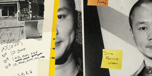 Zappos CEO Tony Hsieh Bankrolled His Followers. In Return, They Enabled His Risky Lifestyle.