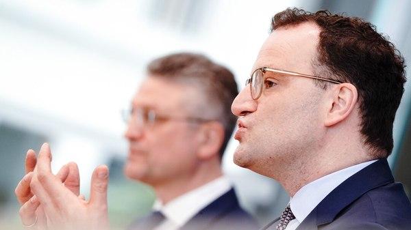 Jens Spahn hält harten 14-tägigen Lockdown für nötig